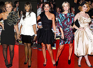 Photos of the Red Carpet at Pride of Britain Awards 2009