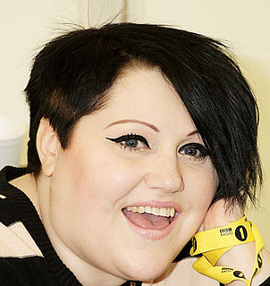 Say What? Beth Ditto Gets Squirrelly