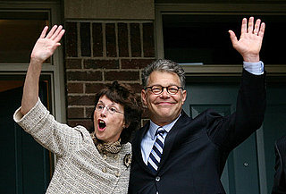 Front Page: Al Franken Heads to the Senate