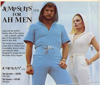 Flashback: Jumpsuits For Men (Are Not OK)