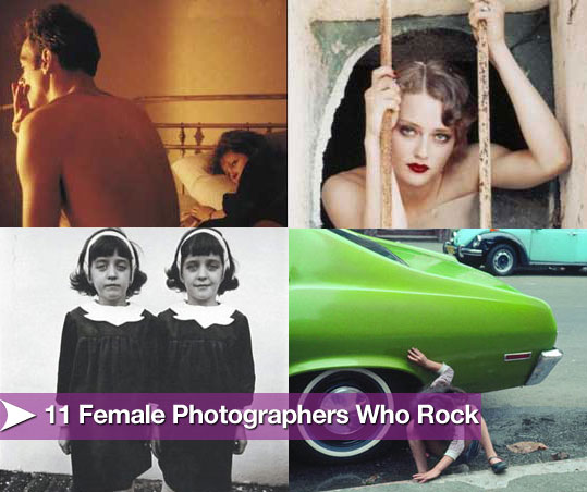 11 Female Photographers Who Rock My World