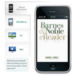 Barnes & Noble Announces New eReader and eBooks Store