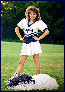 Were You Ever a Cheerleader?