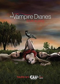 Threesome Vampire Diaries Ad