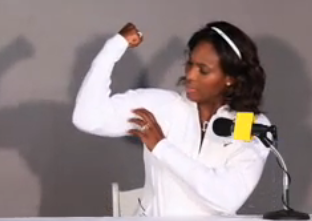 Serena Williams vs. Aunt Flo — Love It or Leave It?