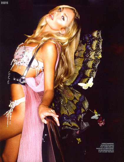 Victoria&#039;s Secret Angels for GQ UK-october 09