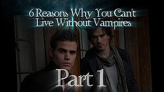 Vampire TV Shows and Movies, Vampire Spoofs and Comedy, Vampire Fashion and Beauty