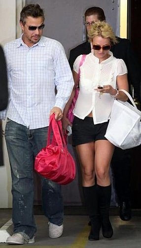 Britney Spears and Jason Trawick: Still Together!