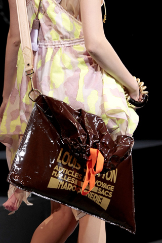 Louis Vuitton spring 2010