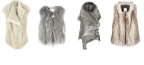 Shopping: The Perfect Fur Gilet