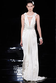 Jenny Packham Bridal Fall 2010