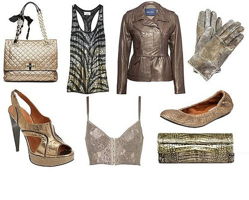 Shopping: Mixed Metals