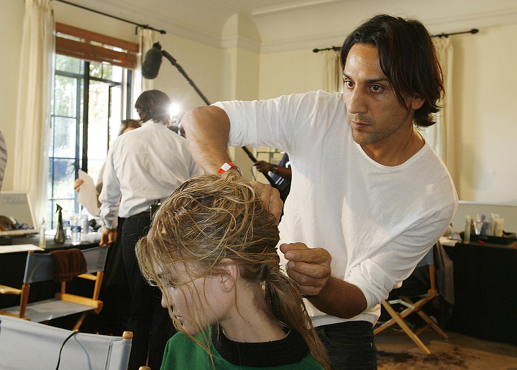 CFDA/Vogue Fashion Fund 2009 Runway Show and Backstage