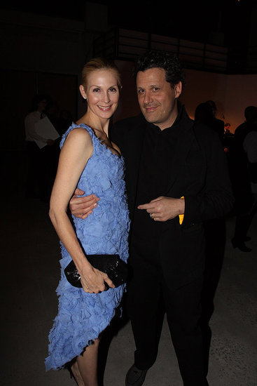 Kelly Rutherford and Isaac Mizrahi