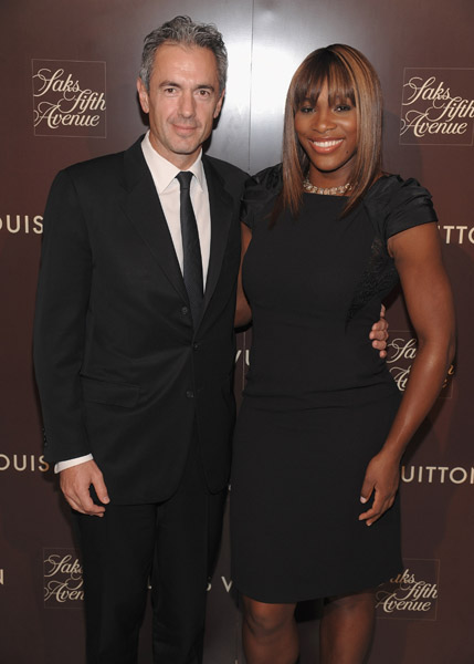Daniel Lalonde, Serena Williams