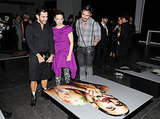 Marc Jacobs, Lisa Marie Smith, Lorenzo Martone