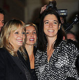 Twiggy, Louise Redknapp, Mary McCartney