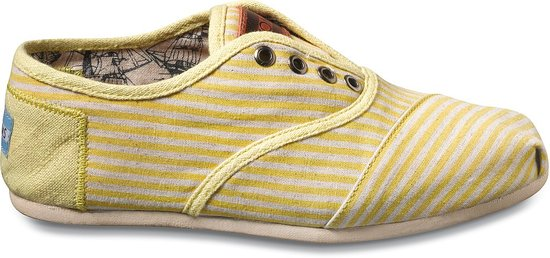 We Love Blake Mycoskie's Laceless Striped Slip-On for Spring 2010