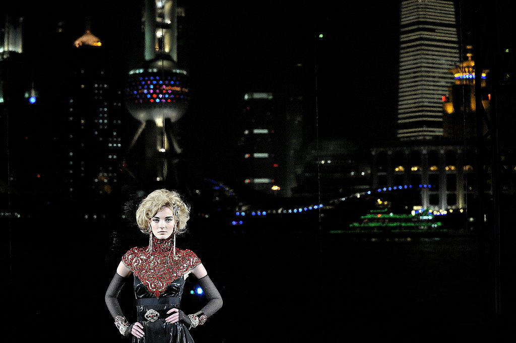 Karl Lagerfeld Heads to Shanghai to Present Chanel Pre-Fall 2010