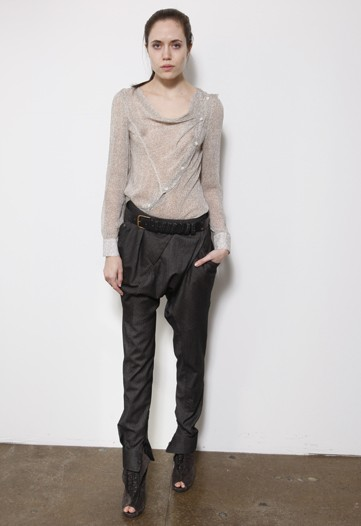 Thakoon Panichgul Gets Cozy for Pre-Fall 2010