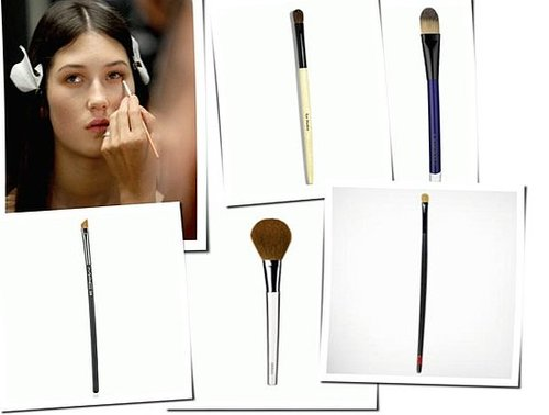 The Five Makeup Brushes Everyone Should Own