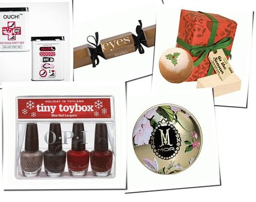 Xmas Gift Guide: Gifts For Her, $25 and Under