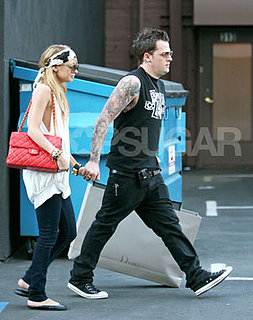 Love It Or Leave It: Joel Madden's Cell Phone Clip