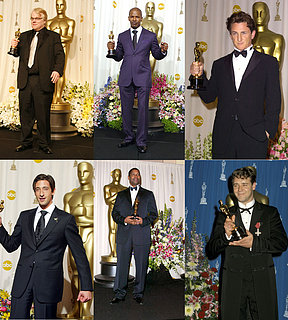 Fittest Oscar Winner of the Past: Best Actor