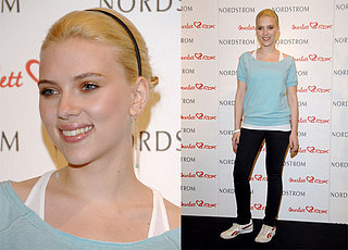 Scarlett Debuts RBK Line, Charitable Intentions