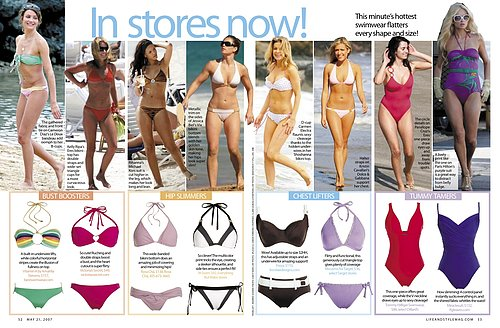 Fab Body Guide: Swimwear For All Figures