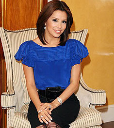 Get the Look: Eva Longoria's Top (On Sale!)