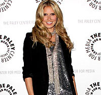 The Look For Less: Heidi Klum