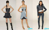 Would You Wear an All-Denim Outfit Like on Project Runway Last Night?