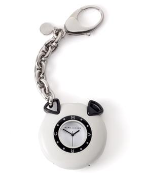Marc by Marc Jacobs Dog Keychain Watch