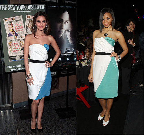 Who Wore It Better? Spring 2008 Abaeté Dress