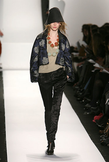 Disheveled Chic at Vera Wang