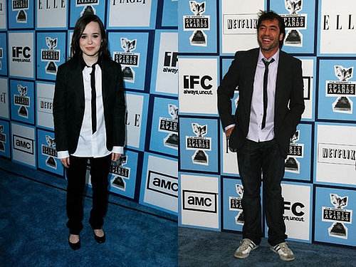 Who Wore It Better? Menswear at the Independent Spirit Awards