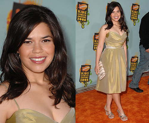 Kids' Choice Awards: America Ferrera