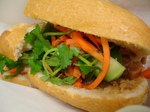 'Wich of the Week: Bánh Mì