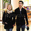 Hayden Panettiere and Milo Ventimiglia Holding Hands