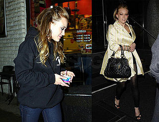 Hilary Duff Out in LA on January 9 2008 2008-01-10 15:00:58