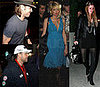 Celebs Get Their Thursday Night Party On