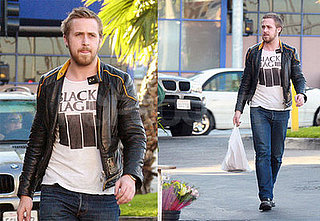 Ryan Gosling In LA