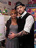 Joel Madden Is a Proud Papa