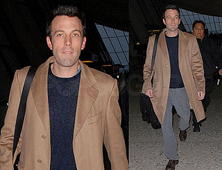Ben Affleck Researches State of Play in Washington DC