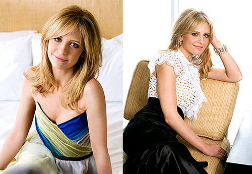 Sarah Michelle Gellar in Parade