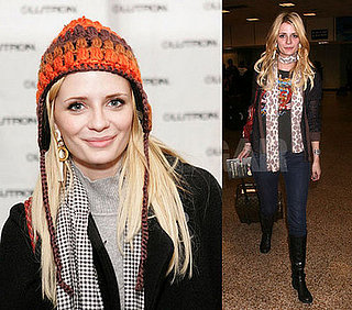 Mischa Barton in Salt Lake City for Sundance Film Festival