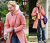Katherine Heigl Bundles Up Before Dressing Up
