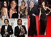 British (and Not) Beauties Brighten Up the BAFTAs