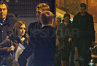 Rachel Bilson and Hayden Christensen in Rome